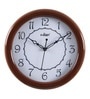 Cola Wooden 11 Inch Round Wall Clock by Kaiser