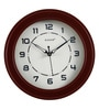 Cola Wooden 9.6 Inch Round Wall Clock by Kaiser