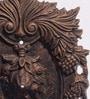 Golden Iron Victorian Style Antique Indoor Fountain by Karara Mujassme