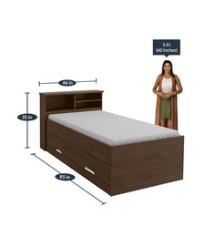 Kids Beds Buy Kids Beds Online In India At Best Prices Pepperfry