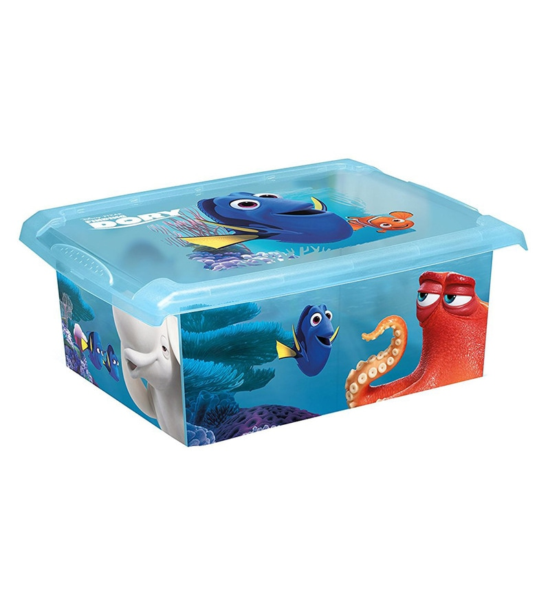 Keeeper Finding Dory Plastic 10 Litres Deco Box