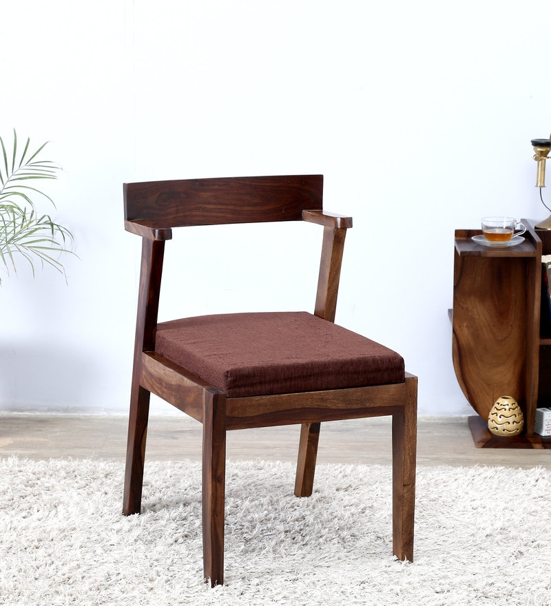 Kennewick Dining Chair in Provincial Teak Finish by Woodsworth