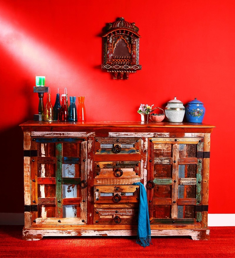 Adele Sideboard in Distress Finish by Bohemiana