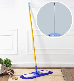 Kingsburry Dust Control Floor Mop With Free Cleaning Wiper - 1663601
