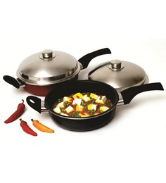 Kitchen Chef Round Dome Pan With Lid -275 MM