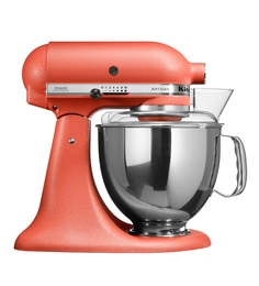 KitchenAid Artisan Design Series 4.8L Tilt-Head Stand Mixer In Terracotta (5KSM150PSBCD)