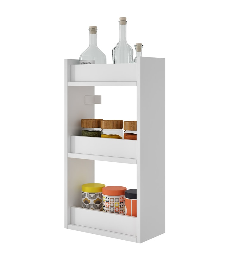 BRV 3 Shelves Storage Kitchen Rack