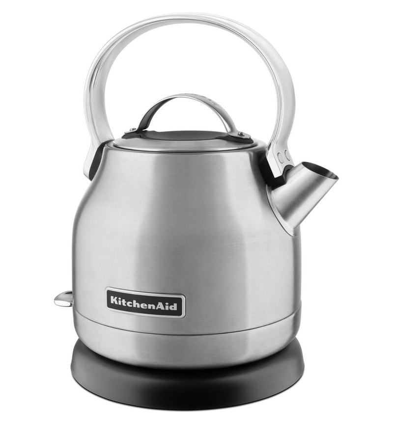 KitchenAid 1.25L  Electric Kettle (Stainless Steel) 5KEK1222DSX