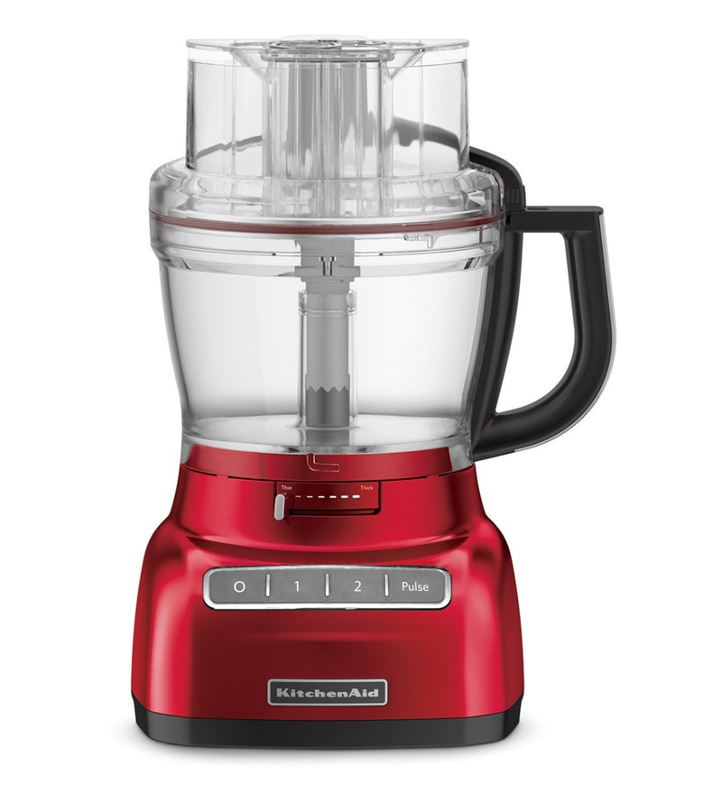 KitchenAid 14 Cup Food Processor (Candy Apple) 5KFP1444DCA