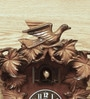Renaissance Korean Wood 9 x 5 x 12 Traditional Cuckoo Clock