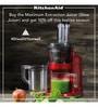 KitchenAid Maximum Extraction Juicer/Slow Juicer (Onyx Black) 5KVJ0111BOB