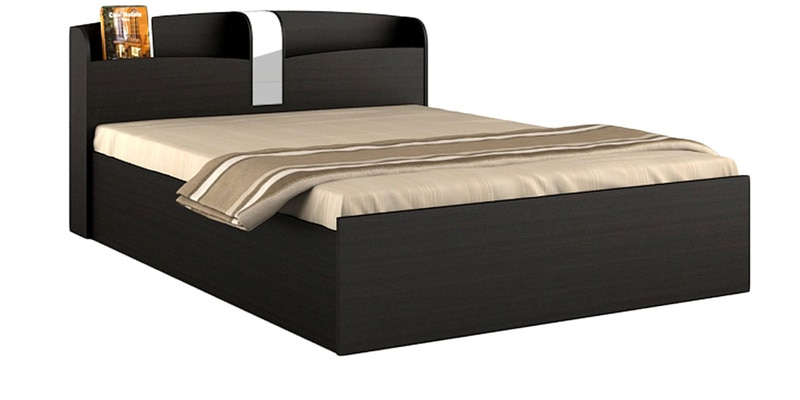 Buy Kosmo Imperial Queen Pull Out Storage Bed In Natural