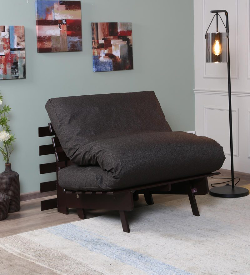 Kobe Single Futon Sofa Bed With