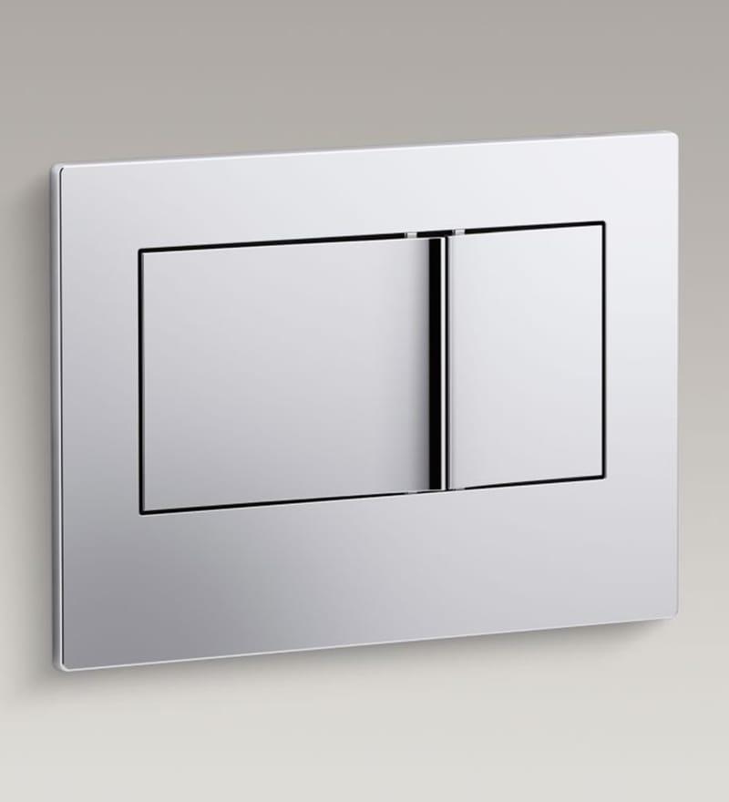 Kohler Bevel White Abs Inwall Tank Face Plate