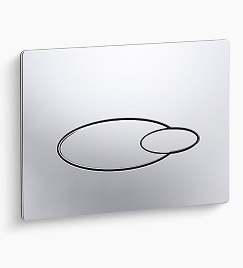 Kohler White Abs Inwall Face Plate