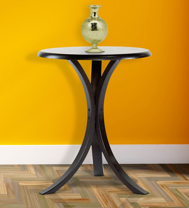 Kokuro End Table in Wenge Finish by Mintwud