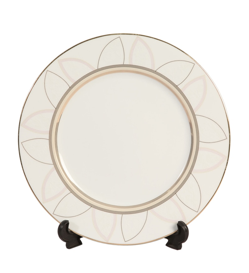Lakline Porcelain Dinner Plates - Set of 6