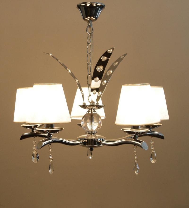 Buy lalco interiors windsor 7 lights chandelier online chandeliers 5 lights chandelier by lalco interiors aloadofball Images