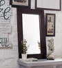 La Stella Brown Solid Wood Devoli Mirror