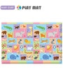 Large Busy Farm (83 x 55) Playmat by Babycare