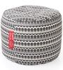 Polka Dots Design Large Pouffe in Multicolour by Style HomeZ