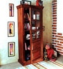 Egbert Classic Book Case in Honey Oak Finish by Amberville