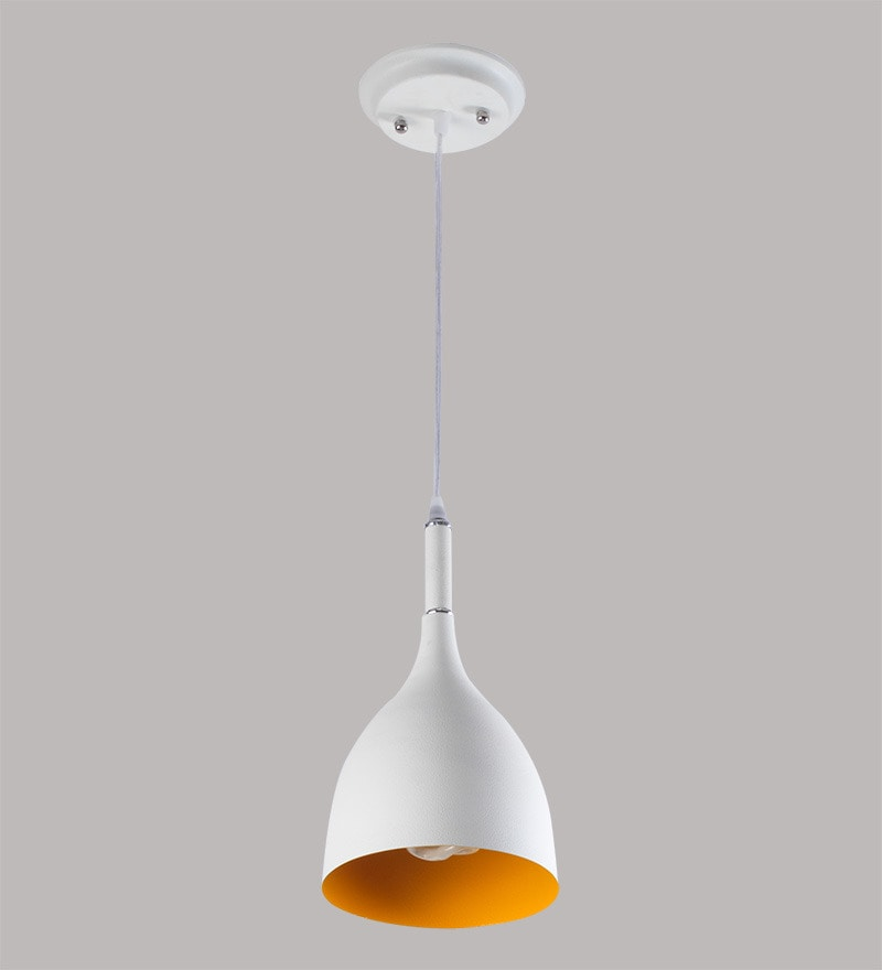 Metal Pendent Single HL3770 by LeArc Designer Lighting
