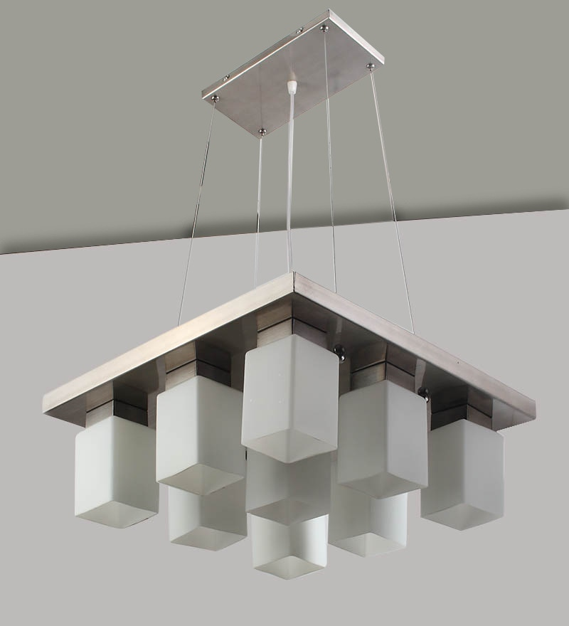 glass shade contemporary chandelier table. White Glass Chandelier By LeArc Designer Lighting Shade Contemporary Table D