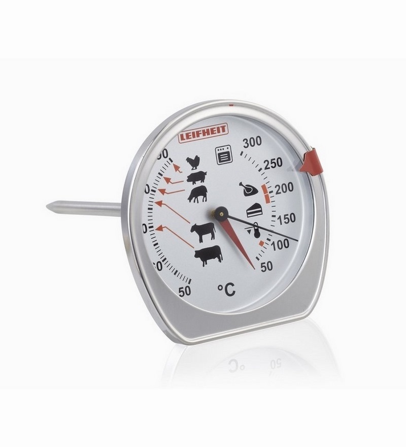 Leifheit Stainless Steel Thermometer
