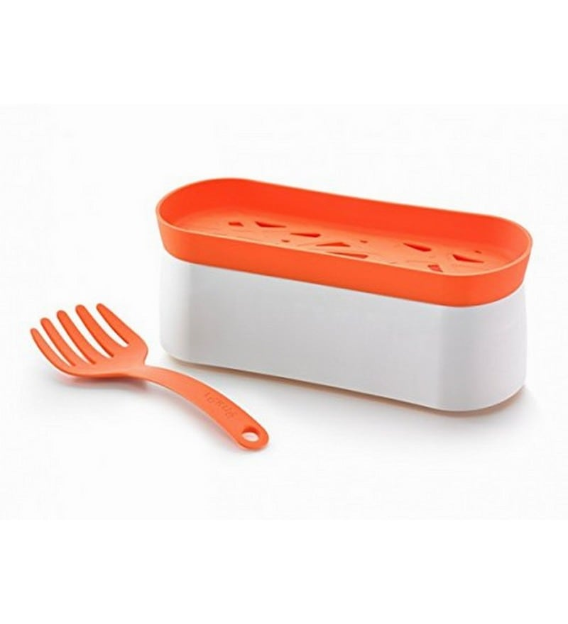 Lekue Orange Nylon Pasta Tool