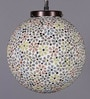 Glass Metal Pendent Single HL3844 by LeArc Designer Lighting