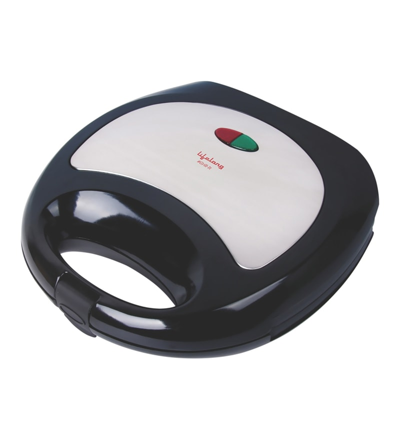 Lifelong 750 W Large Sandwich Maker