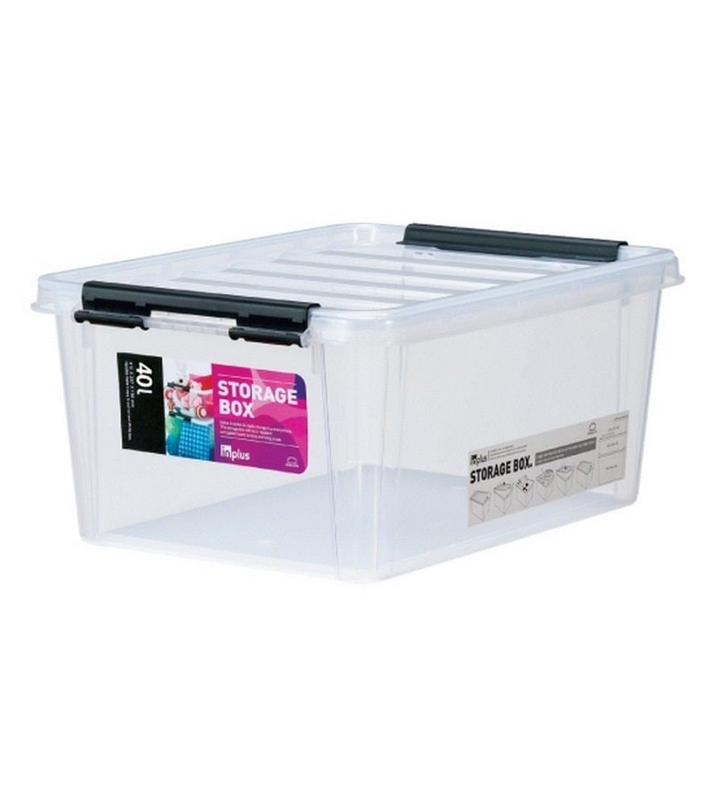 Lock&Lock Plastic 40 L Box