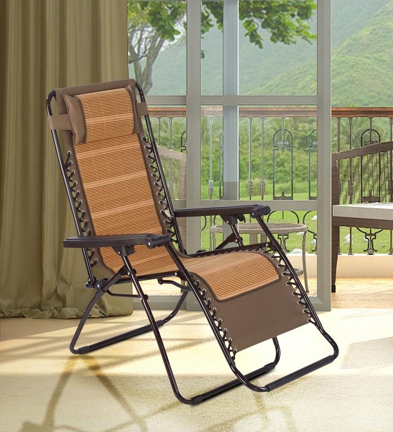 Fantastic Buy Folding Recliner Beach Lounge Garden Outdoor Portable Inzonedesignstudio Interior Chair Design Inzonedesignstudiocom