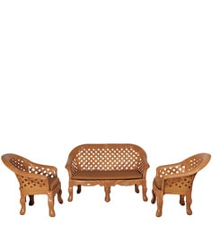 Nilkamal Luxura Sofa Set Pear Wood Best Deals With Price