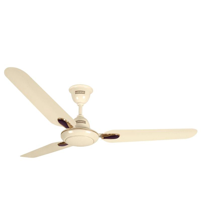 Luminous Dhoom Ivory Ceiling Fan
