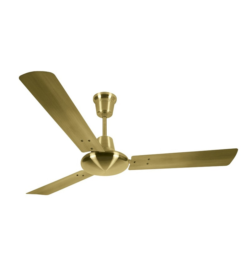 Luminous Enchante 1200 mm Antique Brass Ceiling Fan
