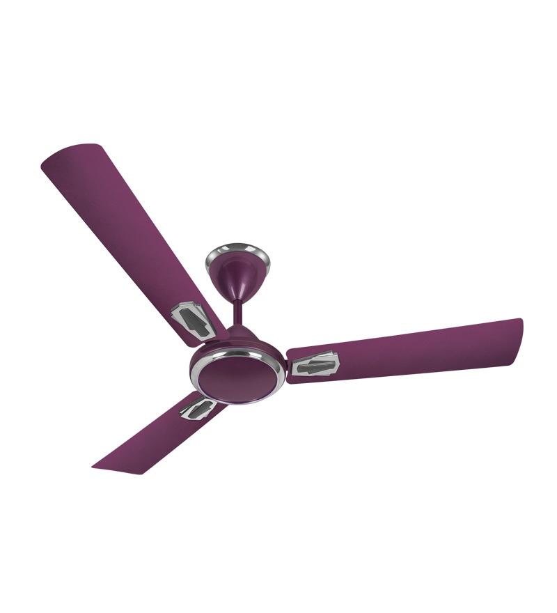 Luminous Krona Ceiling Fan - Lavender