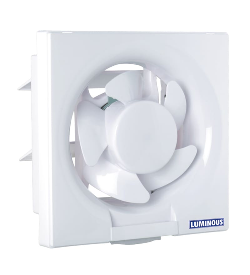 Luminous Lum Vento 200 mm DLX Ventilation White Fan