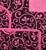 Lushomes Multicolour Cotton Printed 2 In 1 Stylish Reversible Apron Set - Set of 8