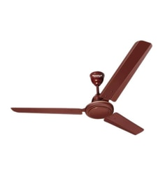 Maharaja Whiteline 1200 MM Wave Brown Ceiling Fan