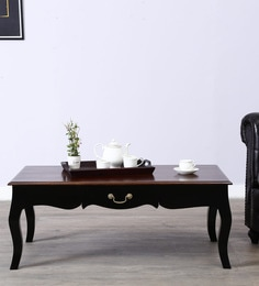 Margaret Coffee Table In Dual Tone Finish