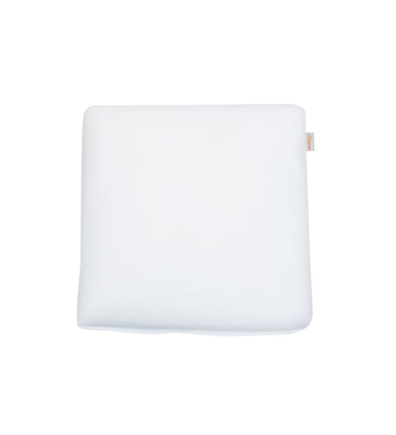 White Memory Foam 20 x 20 Pillow Insert by Magasin