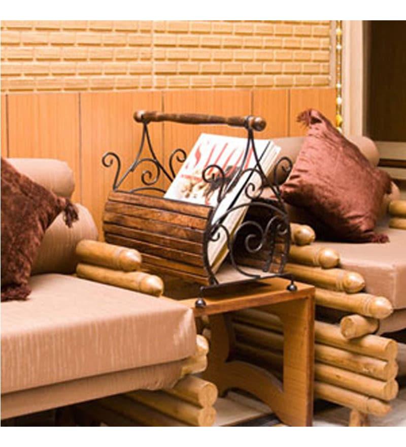 Living Room Magazine Racks B M
