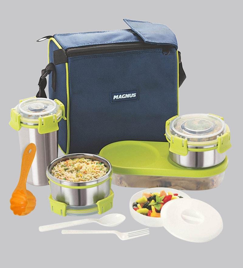 6ce45155ee52 Buy Plastic 450Ml Tiffin Bag - Set Of 3 Online - Tiffin Bags ...