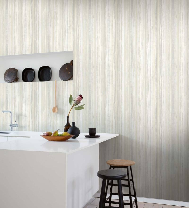 Multicolour Non Woven Paper Wallpaper by Marshalls WallCoverings