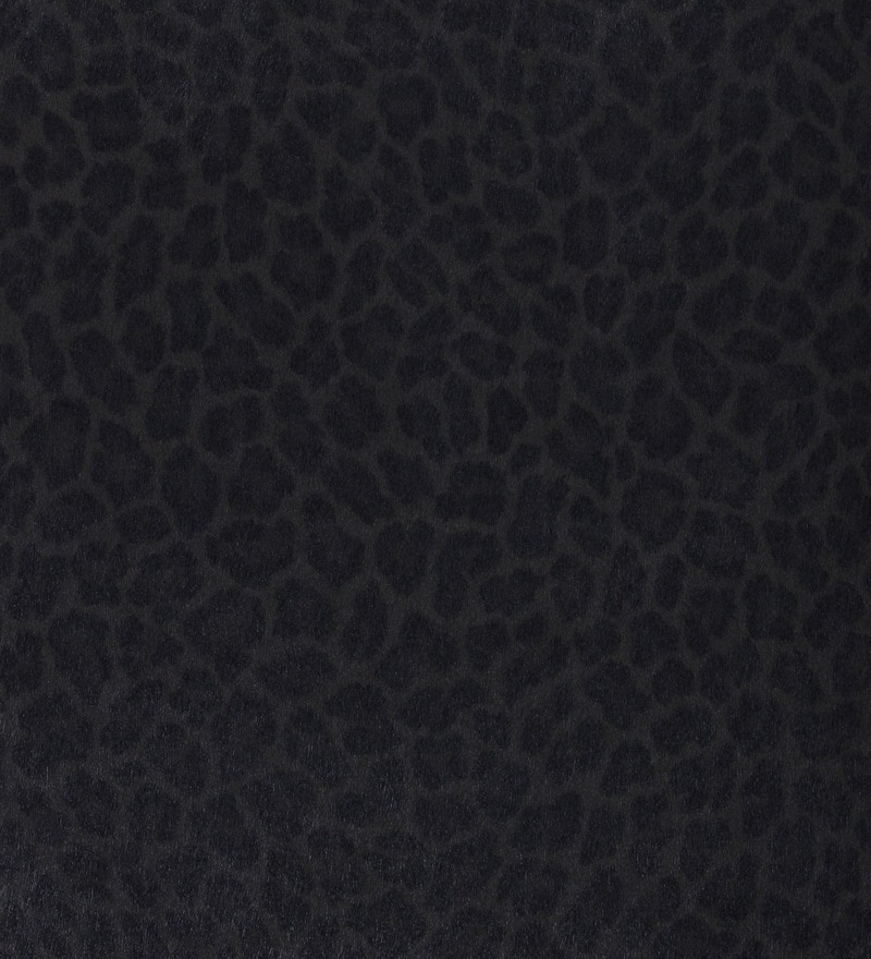 Black Non Woven Fabric Wallpaper by Marshalls WallCoverings