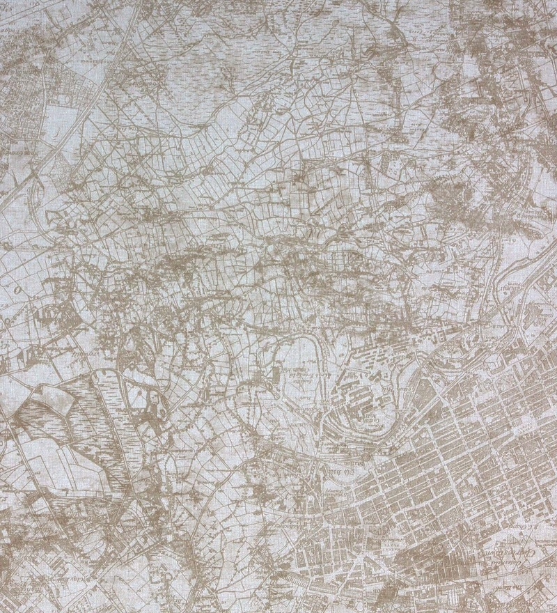 Brown Non Woven Fabric Premium-Quality Wallpaper by Marshalls WallCoverings