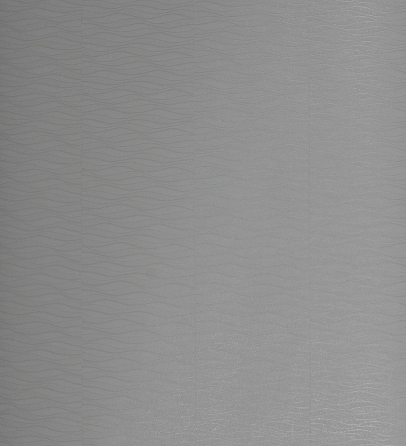 Grey Non Woven Fabric Simple Print Wallpaper by Marshalls WallCoverings