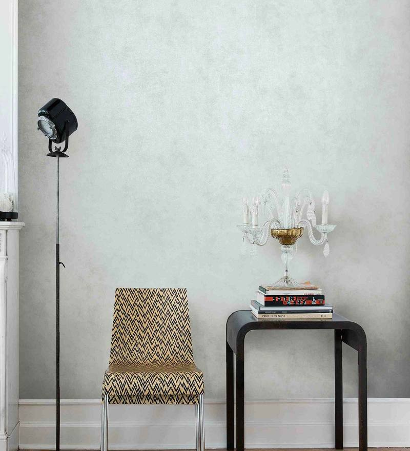 White Non Woven Paper Wallpaper by Marshalls WallCoverings
